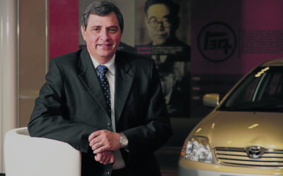 Toyota, Gibs launch Africa's first manufacturing MBA